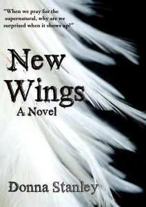 """Debut novel, """"New Wings"""" which soared to the #1 best-selling position on Amazon 4 months after its release. Its was also nominated as """"Editor's Pick """" by Amazon!"""