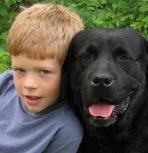 Doc and Ryan- Endless Mt. Labradors