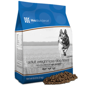 Adult weight Loss Dog Food- Life's Abundance